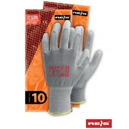 RNYPO SS - rękawice ochronne powlekane poliuretanem