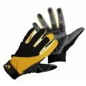 CORAX - rękawice wzmacniane skórą syntetyczną