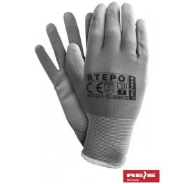 RTEPO SS - rękawice ochronne powlekane poliutetanem
