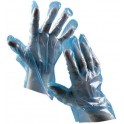 DUCK BLUE - rękawice ochronne foliowe
