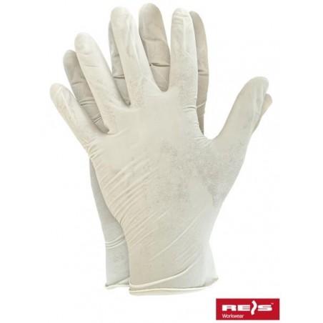 RALATEX(22) - rękawice ochronne lateksowe