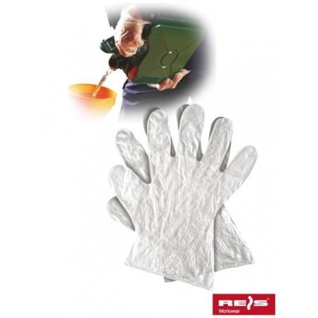 RFOLIA T - rękawice ochronne foliowe