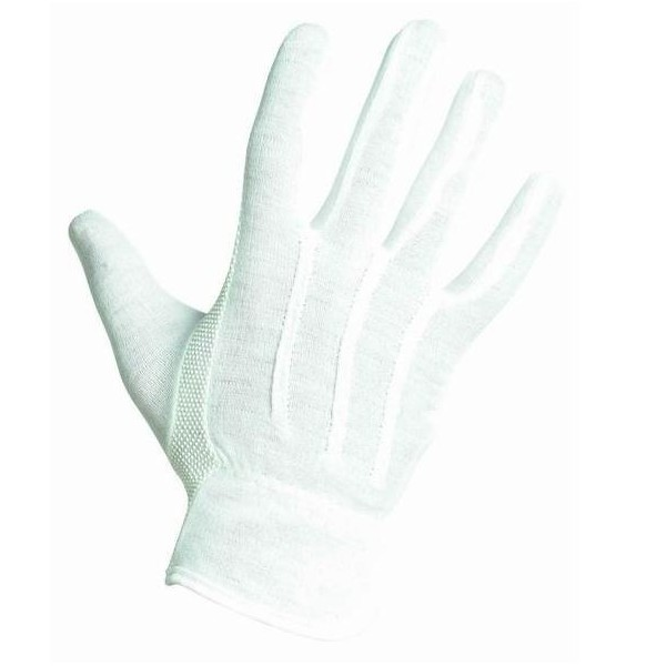 29518757128466 BUSTARD - rękawice ochronne nakrapiane PCV