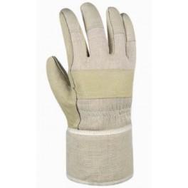 TEXXOR PAWA 1136- rękawice wzmacniane skórą licową świńską