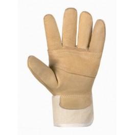 TEXXOR 88 PAWA/PP 1138- rękawice wzmacniane skórą licową świńską