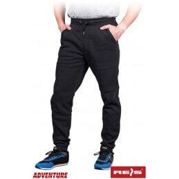 Spodnie-ochronne-dzianina-poliestrowa - JOGGER