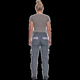 Spodnie-ochronne-damskie-bawełniane - MAX-SUMMER-LADY