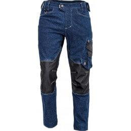 Spodnie-robocze-dżinsowe - NEURUM-DENIM