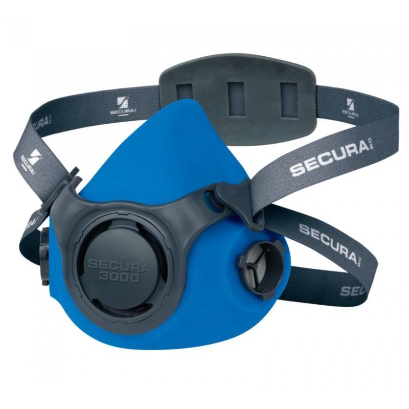 Półmaska-ochronna-do-wielokrotnego-użytku - SECURA-3000