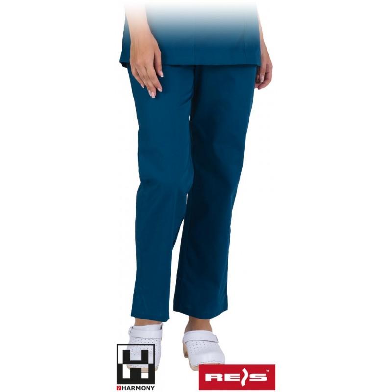 Spodnie-ochronne-damskie-do-pasa - TRISTI-T