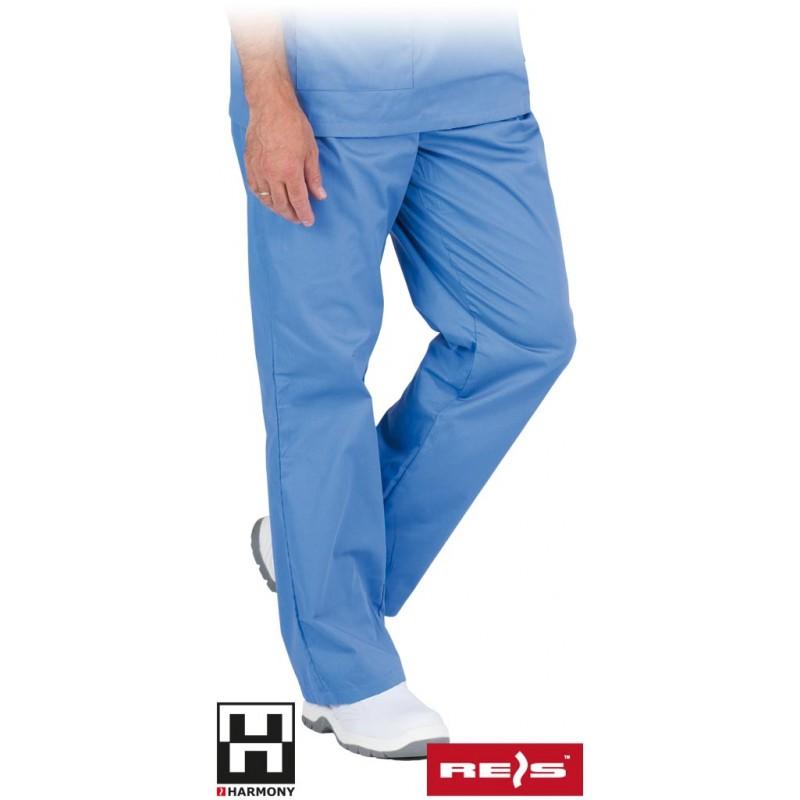 Meskie-spodnie-ochronne-do-pasa - PRESTO-T