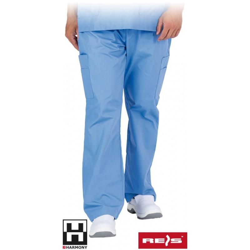 Spodnie-ochronne-męskie-do-pasa - TUTTI-T