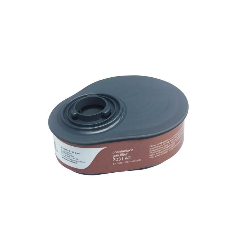 Pochłaniacz-gazowy-par-organicznych - SECURA-3031-A2