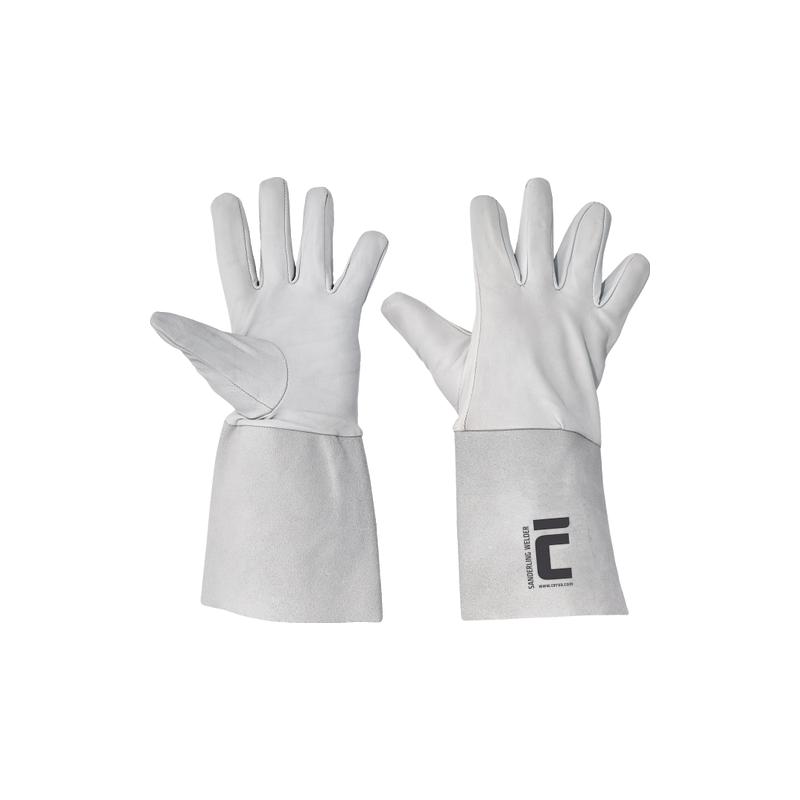 Rękawice-ochronne-skórzane-spawalnicze - SANDERLING-WELDER