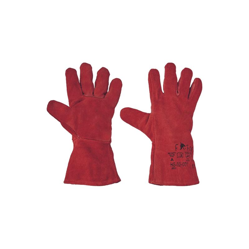 Rękawice-ochronne-skórzane-spawalnicze - FF-SANDPIPER-LIGHT-HS-02-001