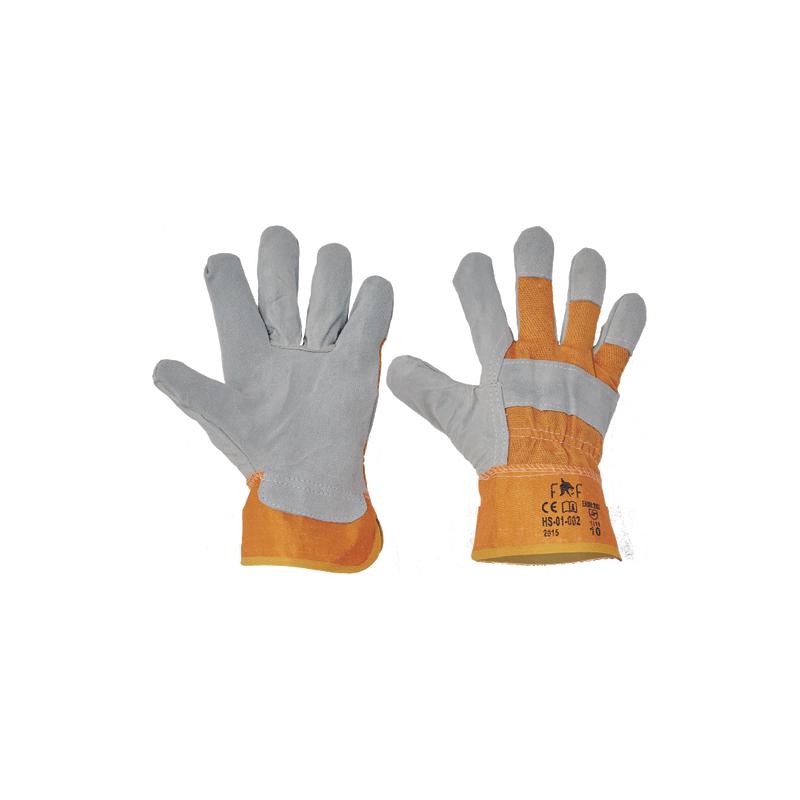 Robocze-rękawice-wzmacniane-skórą - FF-EIDER-LIGHT-HS-01-002