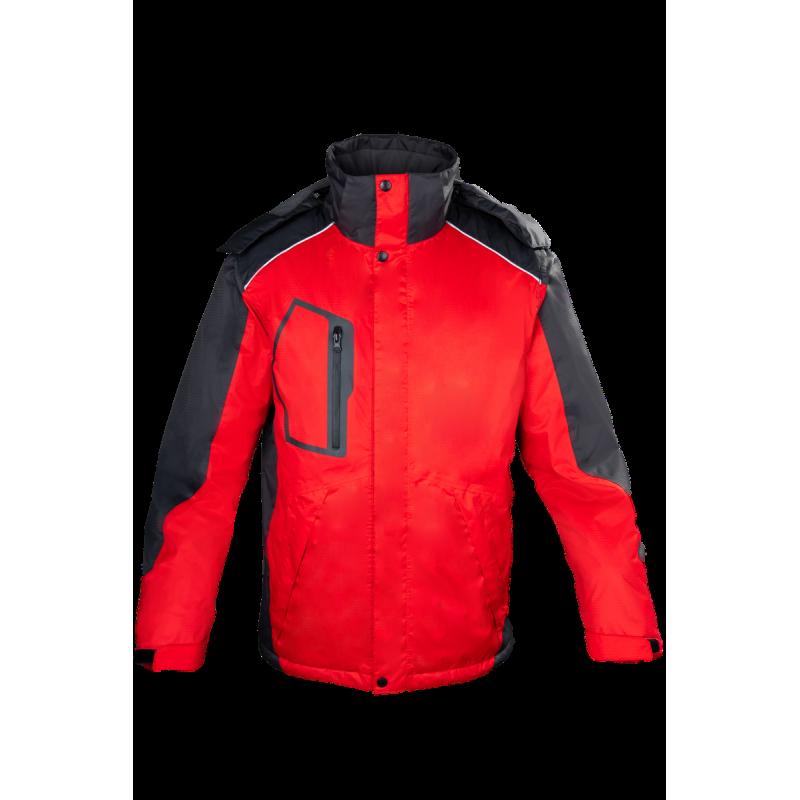 Ciepła-kurtka-ochronna-z-elementami-odblaskowymi - BETA-VWJK397