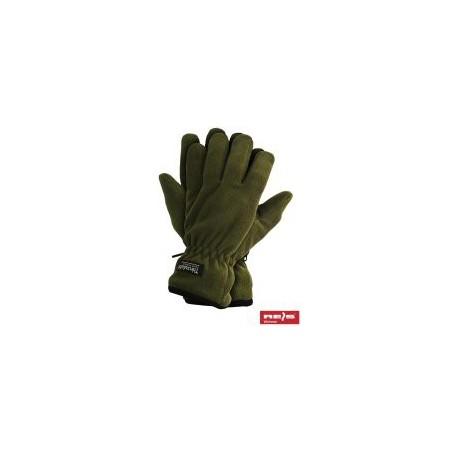 RTHINSULPOL B - rękawice ochronne ocieplane