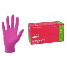 f69c82a3084b85 NITRYLEX COLLAGEN PF - rękawice ochronne nitrylowe medyczne