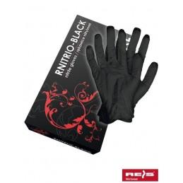 RNITRIO N - rękawice ochronne nitrylowe