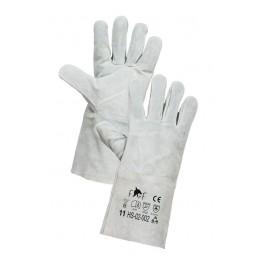 HS-02-002 - rękawice spawalnicze