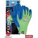 COSMIC - 5 - rękawice ochronne przeciwprzcięciowe powlekane latexem