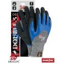 DOUBLE 5 - rękawice ochronne przeciwprzecięciowe