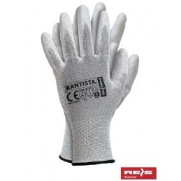 RANTISTA BWW - rękawice ochronne powlekane poliuretanem