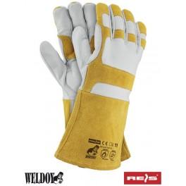 WELDOGER Y - rękawice ochronne spawalnicze