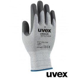 UNIDUR 6659 FOAM - rękawice ochronne antyprzecięciowe