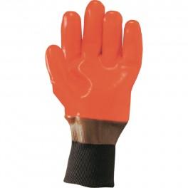 RPCV35 - rękawice ochronne powlekane z PCV