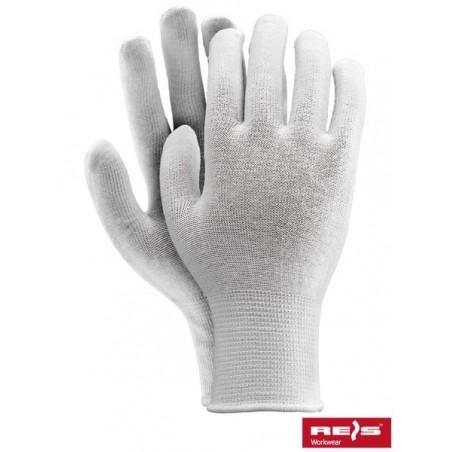 RWULUX W - rękawice ochronne tkaninowe