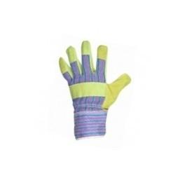 SERIN- rękawice wzmacniane dwoiną bydlęcą