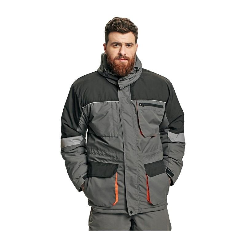 Bardzo-ciepła-kurtka-ochronna-zimowa - EMERTON-WINTER-PARKA