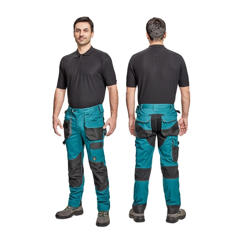 Spodnie-robocze-męskie-do-pasa - DAYBORO