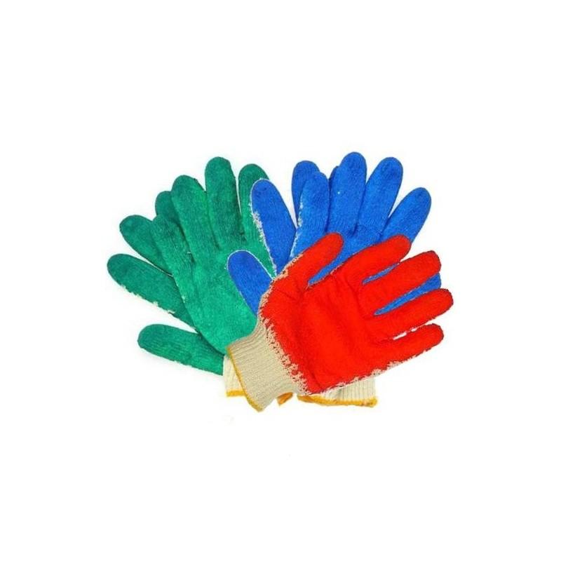 WAMPIRKI RU - rękawice robocze powlekane gumą