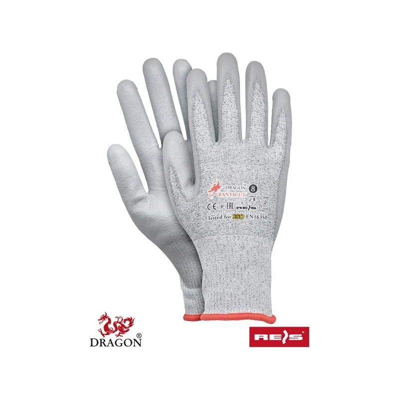 Rękawice- antyelektrostatyczne-ESD-powlekane-PU-RANTICUT