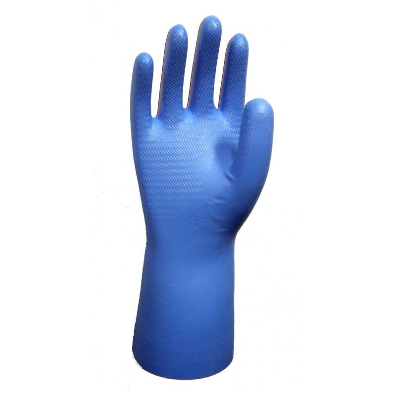 Rękawice-ochronne-nitrylowe-chemoodporne-SHOWA-707-FL