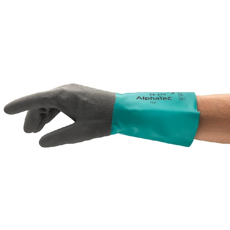 Rękawice-nitrylowe-chemoodporne-Ansell-Alphatec-58-270