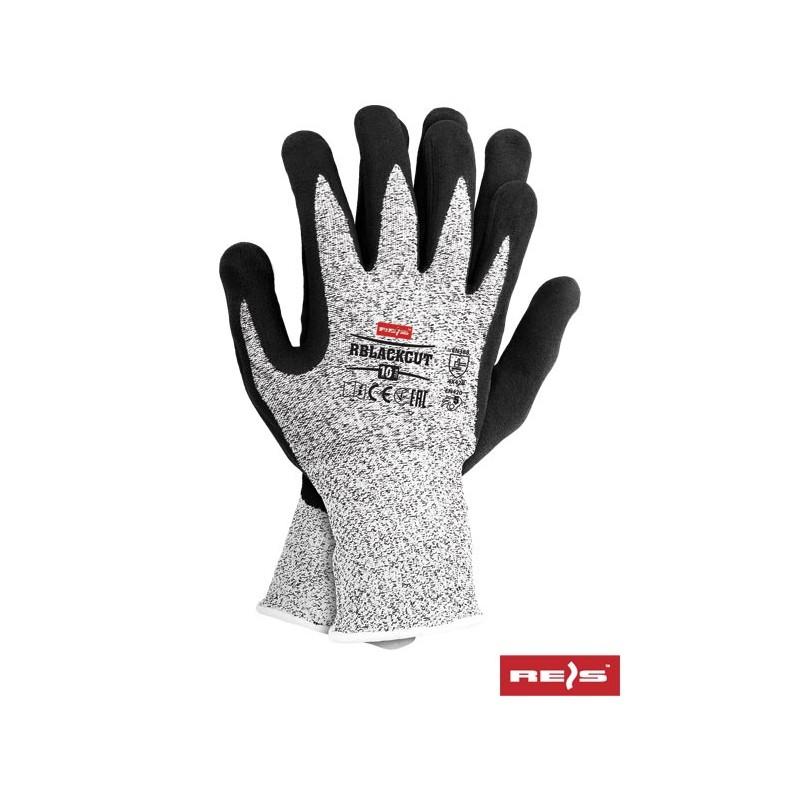 Rękawice-przeciwprzecięciowe-powlekane-nitrylem-RBLACKCUT
