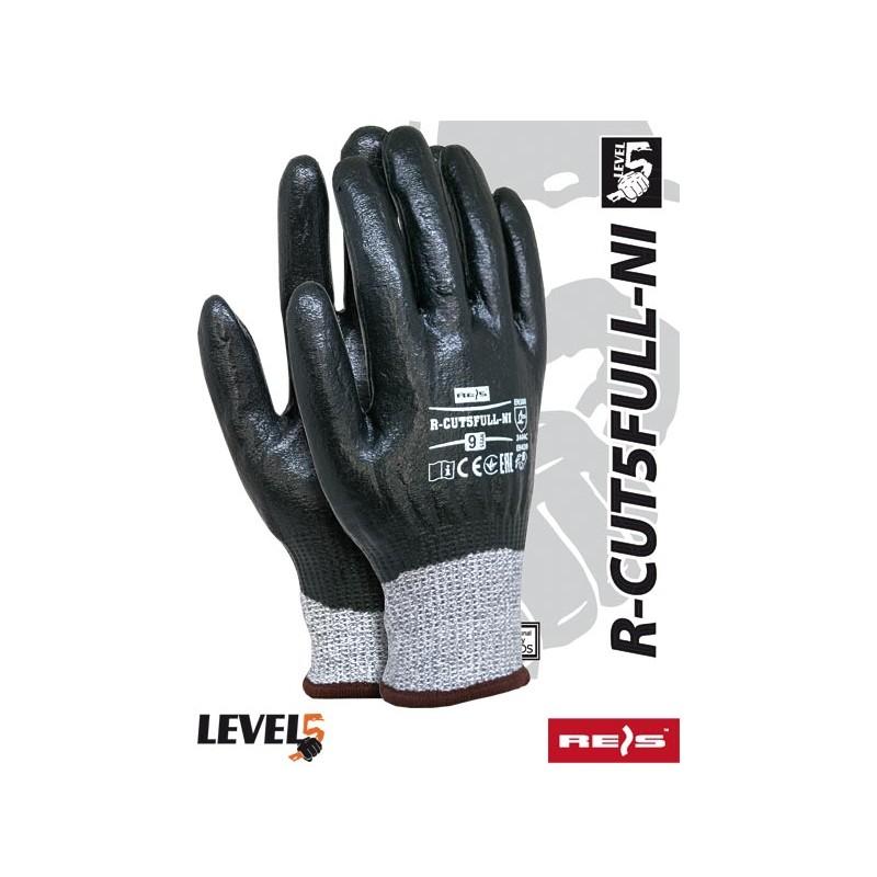 Rękawice-ochronne-przeciwprzecięciowe-powlekane-nitrylem-R-CUT5FULL-NI