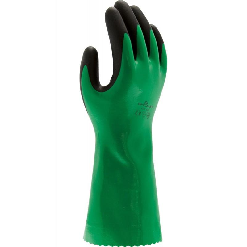 Rękawice-ochronne-chemoodporne-powlekane-nitrylem-SHOWA-379