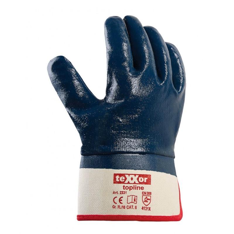 Rękawice-powlekane-nitrylem-mankiet-teXXor-2331