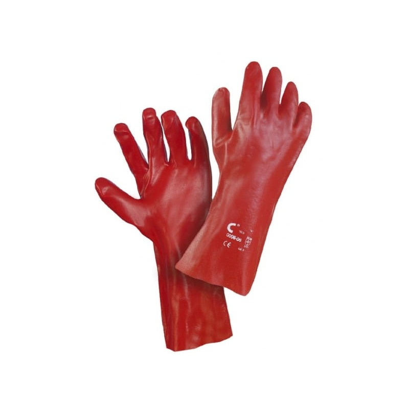 Rękawice-ochronne-powlekane-pcv-35-cm - CXS-SELA