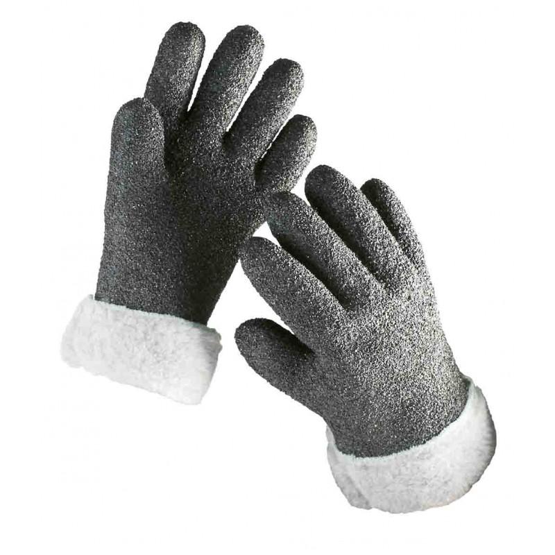 Rękawice-powlekane-pcv-w-całości-ocieplane - ALASKA