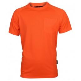 T-shirt-COOLPASS- ostrzegawczy - VWTS10-A