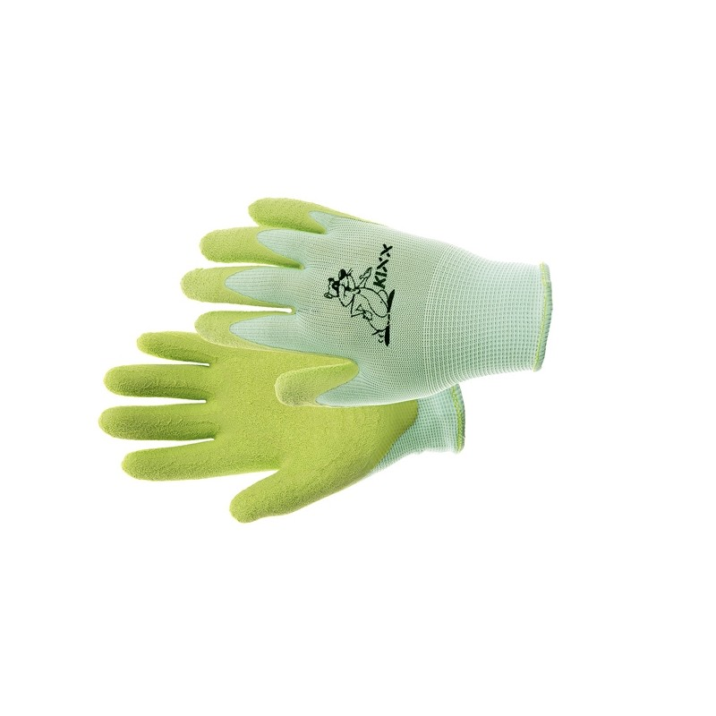 Komfortowe-rękawice-nylonowe-powlekane-lateksem - KIXX-FUDGE