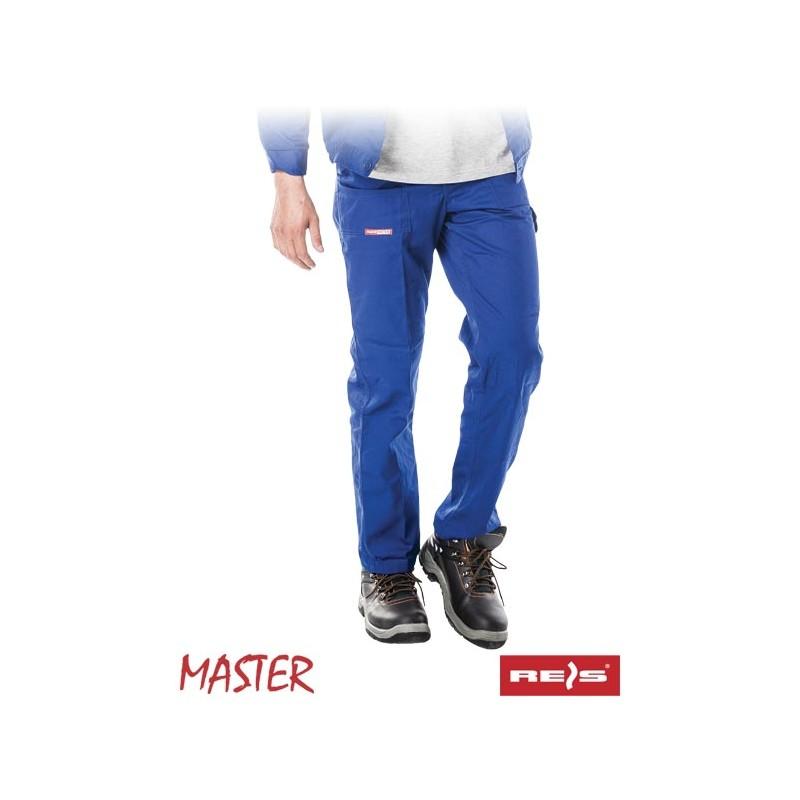Spodnie-robocze-do-pasa - MASTER-SPM