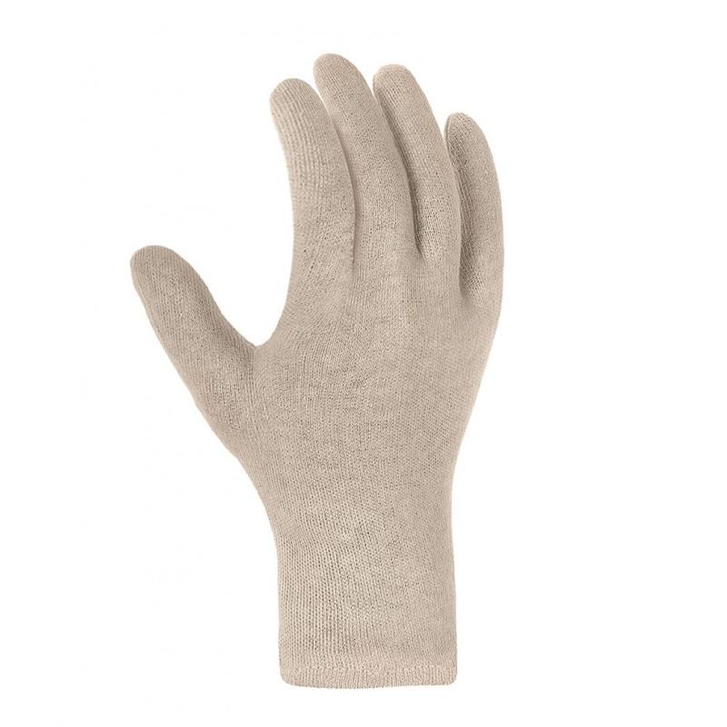 Bawełniane-rękawice-trykotowe - TEXXOR-1500
