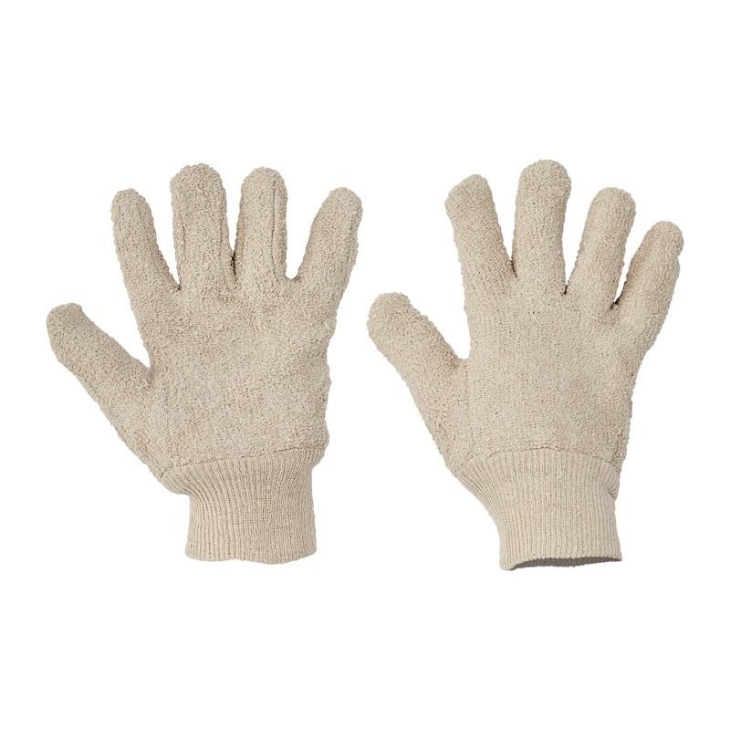 Rękawice-ochronne-termoodporne-frotte - DUNLIN
